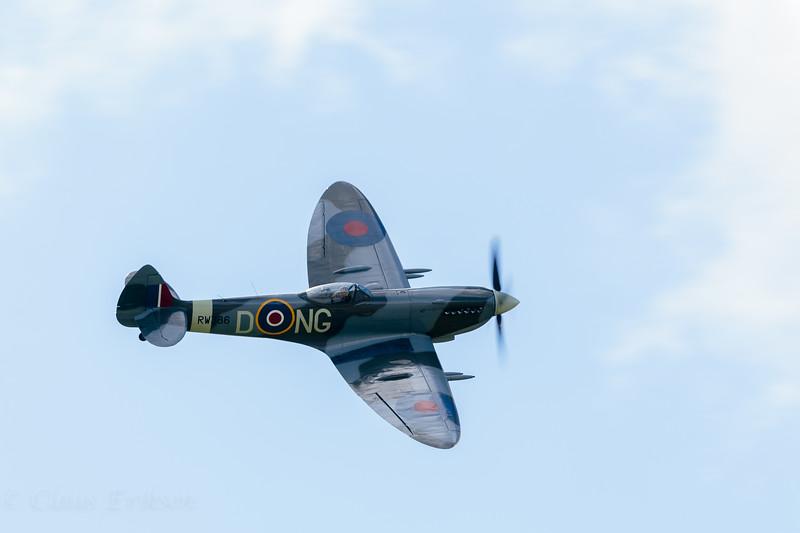Spitfire - SE-BIR