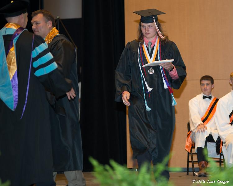 Rosman High Graduation 2016-137