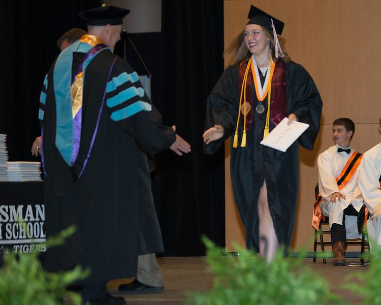 Rosman High Graduation 2016-68