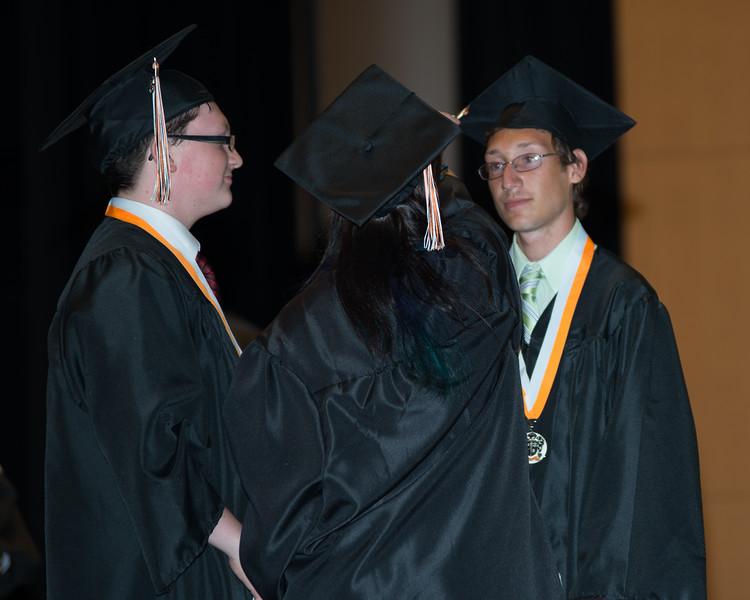 Rosman High Graduation 2016-84
