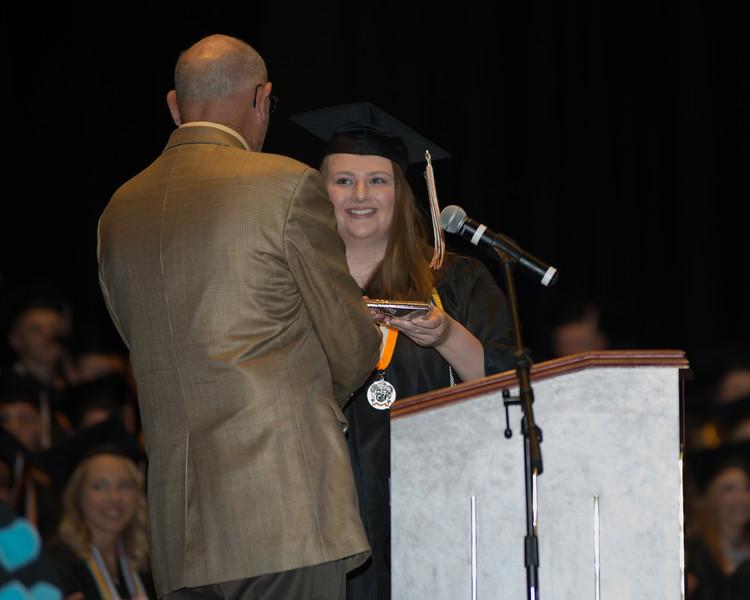 Rosman High Graduation 2016-23