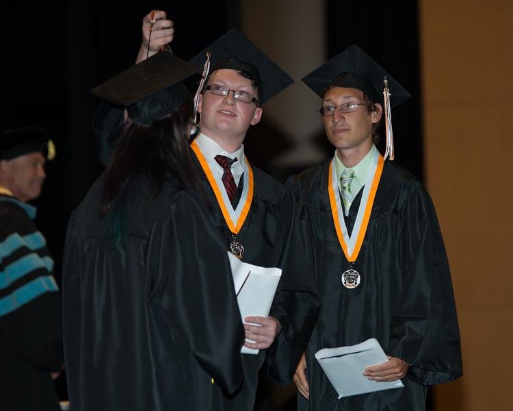 Rosman High Graduation 2016-83