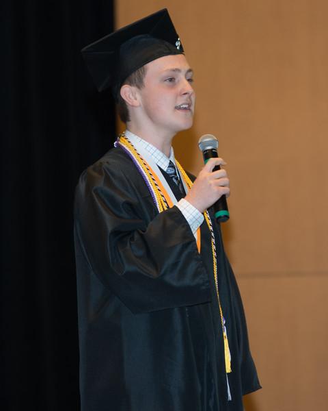 Rosman High Graduation 2016-20