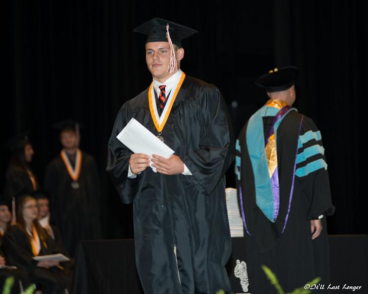 Rosman High Graduation 2016-113