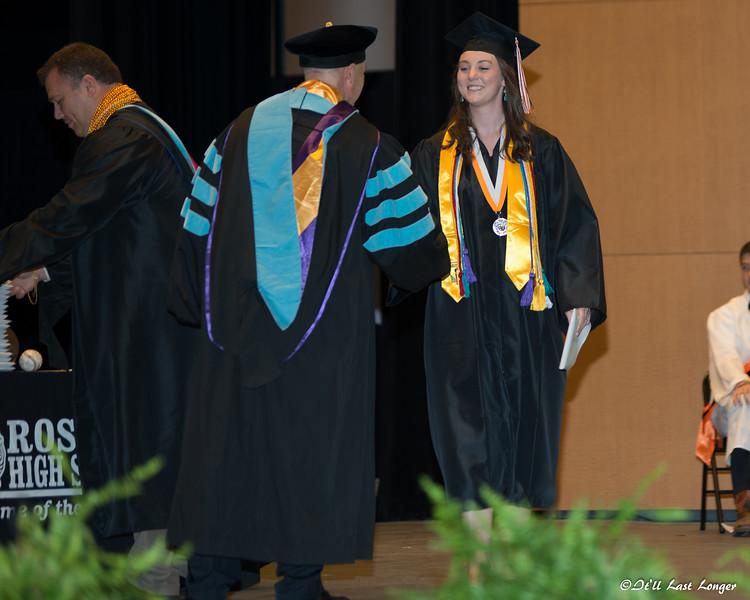 Rosman High Graduation 2016-143