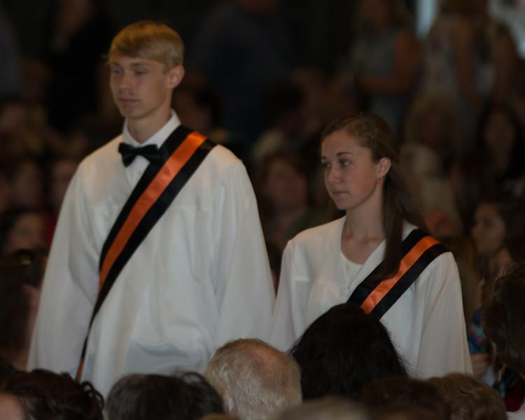 Rosman High Graduation 2016-4
