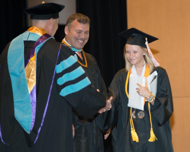 Rosman High Graduation 2016-37