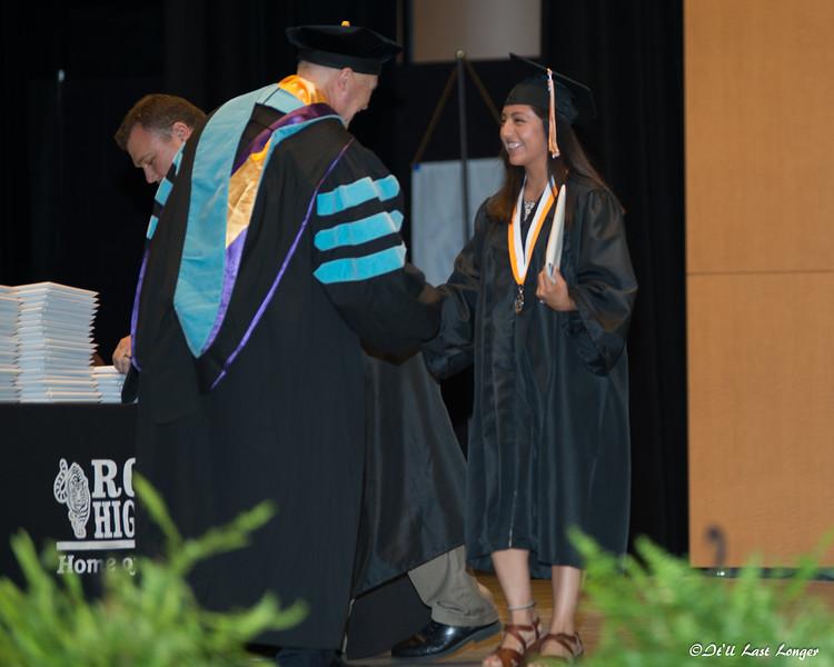 Rosman High Graduation 2016-121