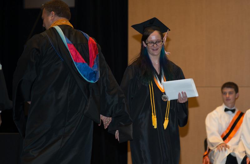 Rosman High Graduation 2016-77