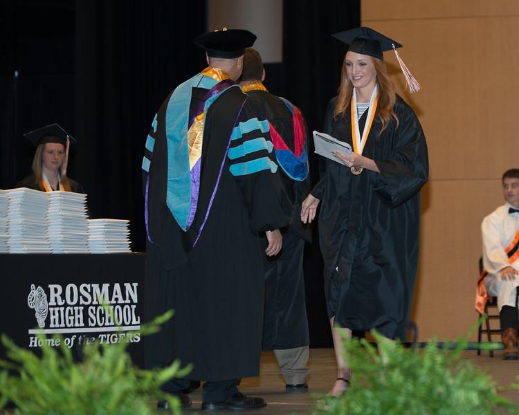 Rosman High Graduation 2016-58