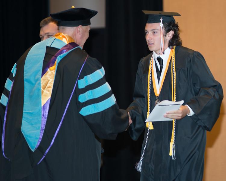 Rosman High Graduation 2016-47