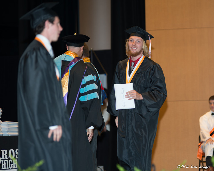Rosman High Graduation 2016-108