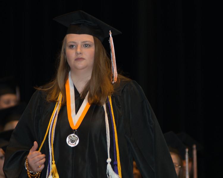 Rosman High Graduation 2016-22