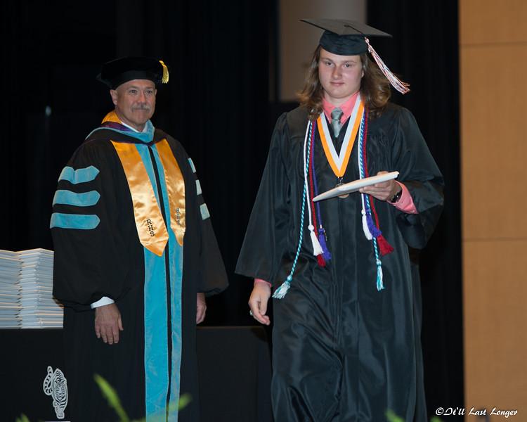 Rosman High Graduation 2016-139
