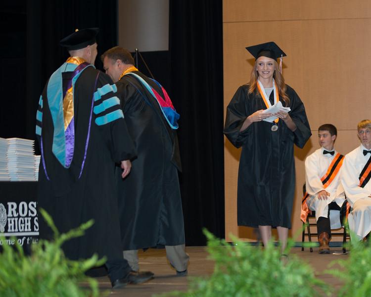 Rosman High Graduation 2016-57