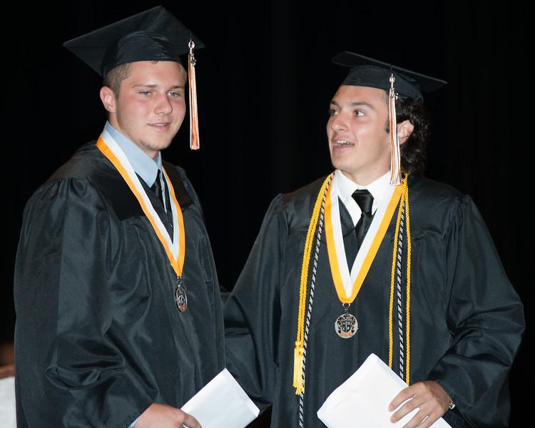 Rosman High Graduation 2016-48