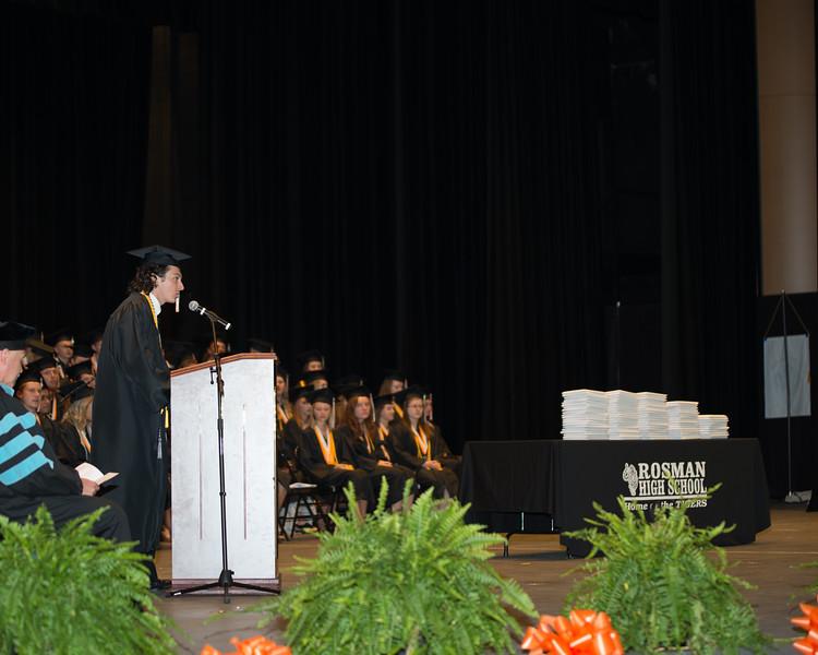 Rosman High Graduation 2016-19