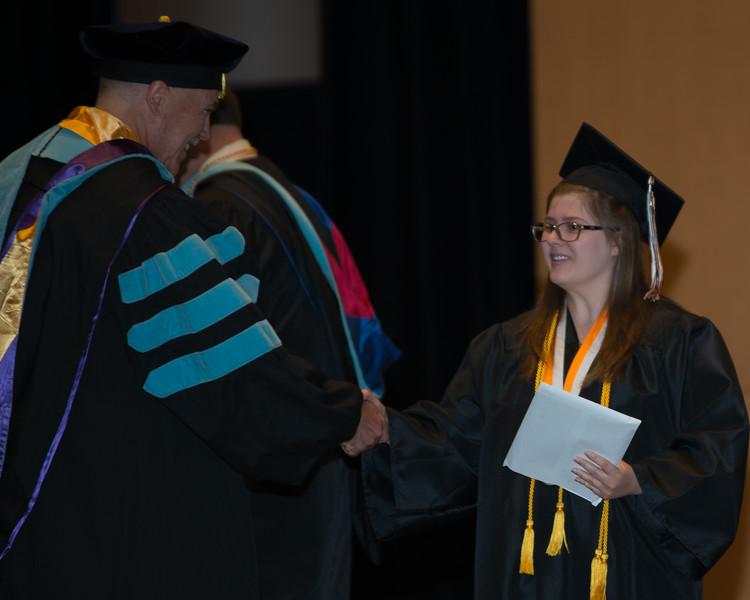 Rosman High Graduation 2016-35