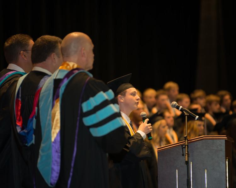 Rosman High Graduation 2016-11