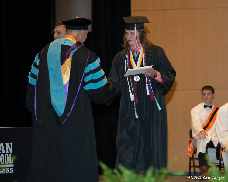 Rosman High Graduation 2016-138