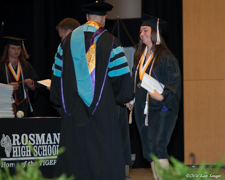 Rosman High Graduation 2016-136