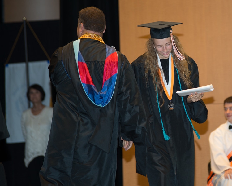 Rosman High Graduation 2016-53