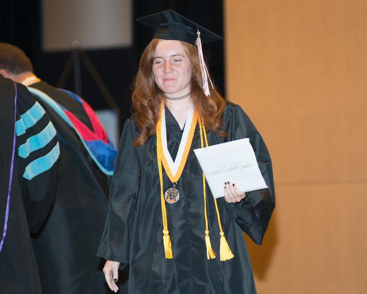 Rosman High Graduation 2016-36