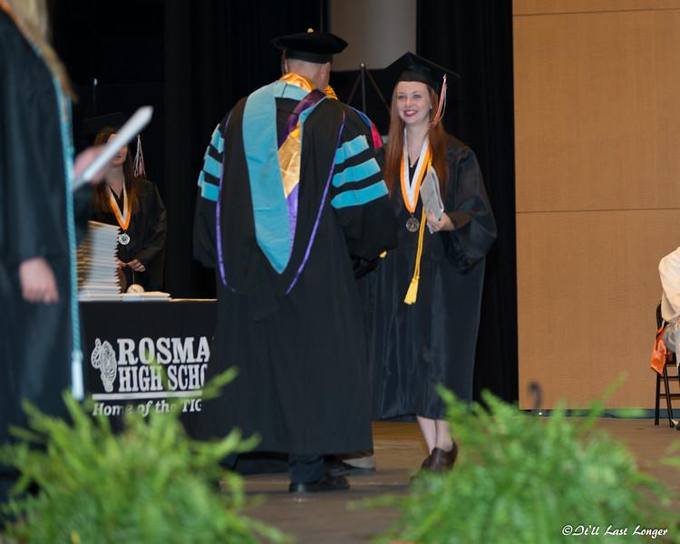 Rosman High Graduation 2016-130