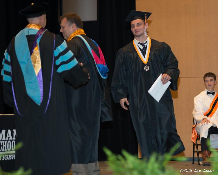 Rosman High Graduation 2016-102