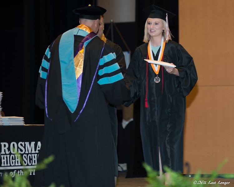 Rosman High Graduation 2016-123