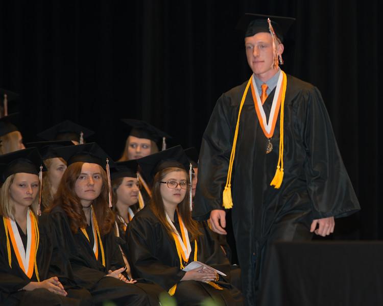 Rosman High Graduation 2016-28