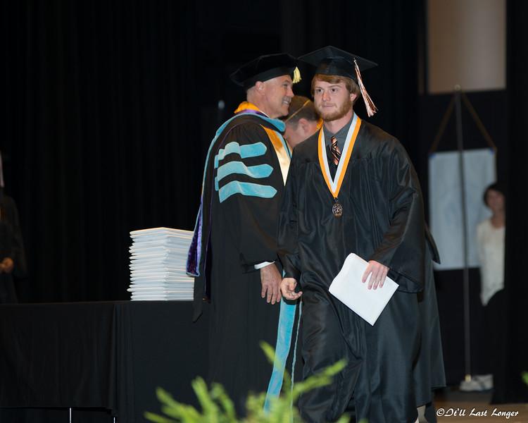 Rosman High Graduation 2016-118