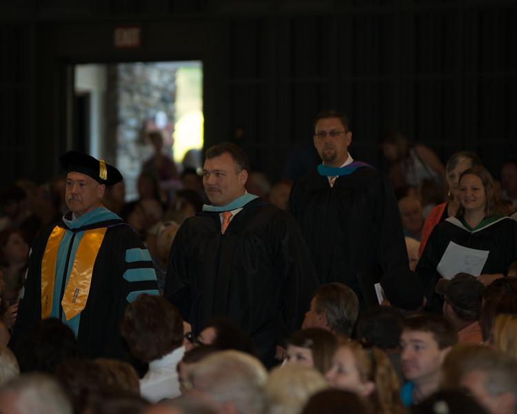 Rosman High Graduation 2016-5