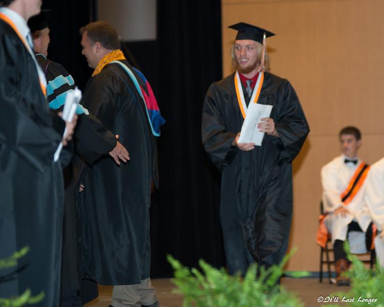 Rosman High Graduation 2016-107