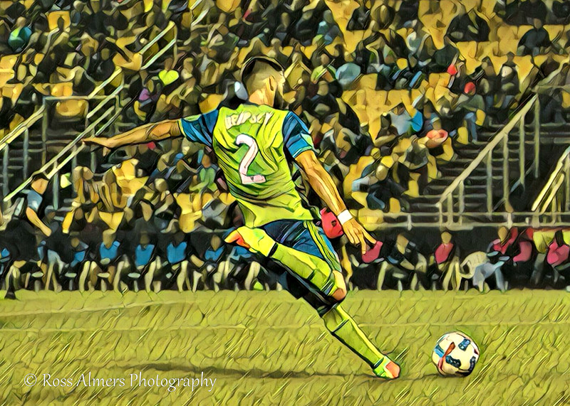 Clint Dempsey Art Two DRA