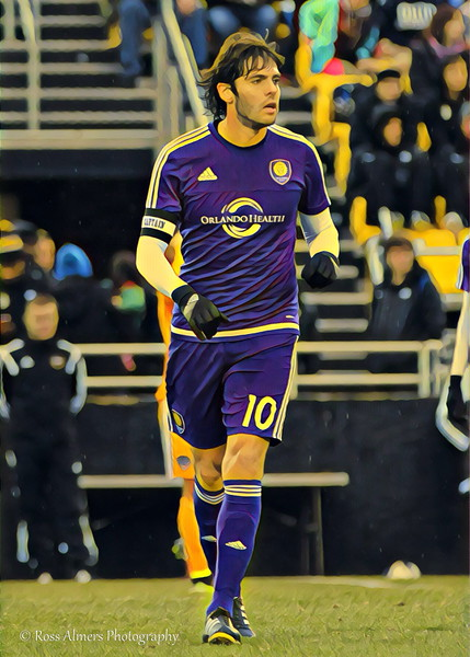 Soccer Art Ricardo Kaka One