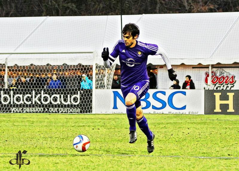 Soccer Art Ricardo Kaka Three