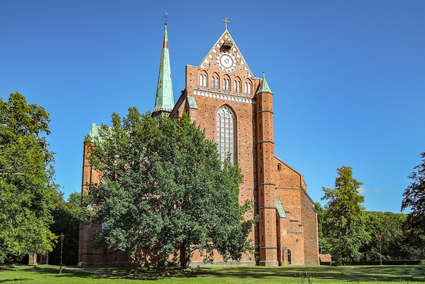 In Bad Doberan steht ein bedeutendes Münster.