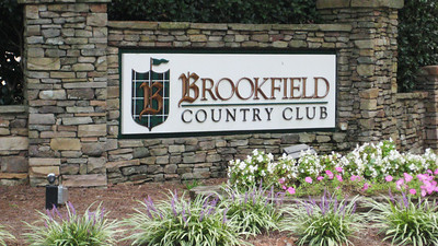 Brookfield Country Club Along Mountain Park Road Roswell GA