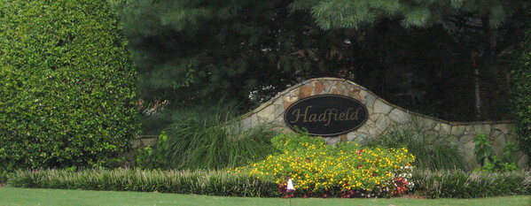 Hadfield Neighborhood Along Mountain Park Road Roswell GA (1)