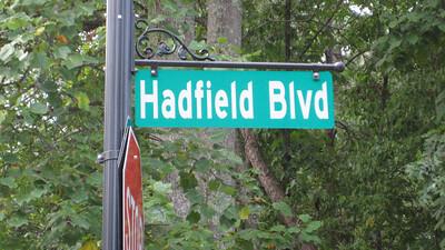 Hadfield Neighborhood Along Mountain Park Road Roswell GA (4)