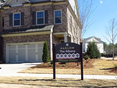 Harlow Roswell GA Townhome Neighborhood (20)
