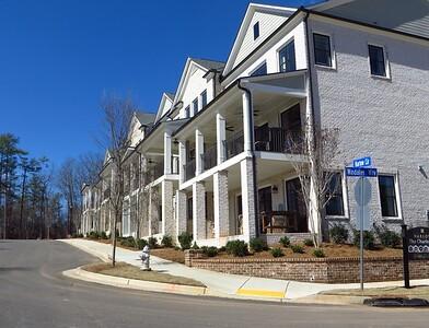 Harlow Roswell GA Townhome Neighborhood (3)