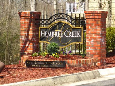 Hembree Creek Roswell GA Condo Neighborhood 072