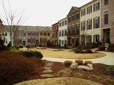 Overlook At Centennial Townhomes Roswell (10)