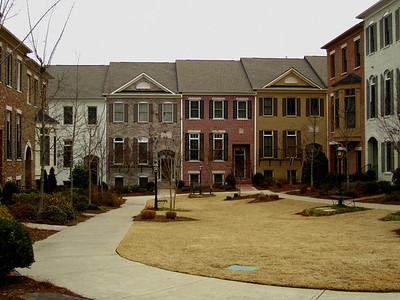 Overlook At Centennial Townhomes Roswell (12)