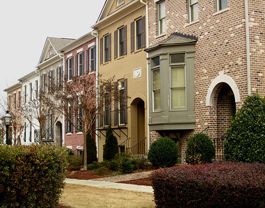 Overlook At Centennial Townhomes Roswell (4)