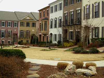 Overlook At Centennial Townhomes Roswell (9)