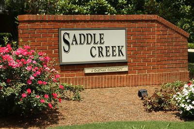 Saddle Creek-Roswell Georgia Neighborhood