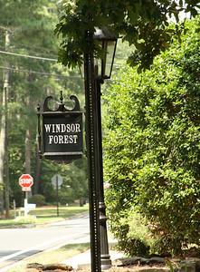 Windsor Forest Roswell GA